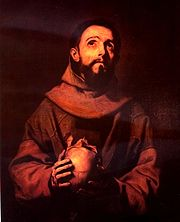 Francis of Assisi by José de Ribera