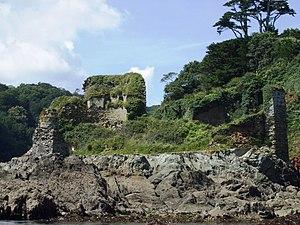 Salcombe Castle - Image: Salcombecastle 2