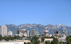 Pictures of Salt Lake City