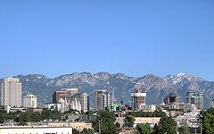 图片的的盐湖城: