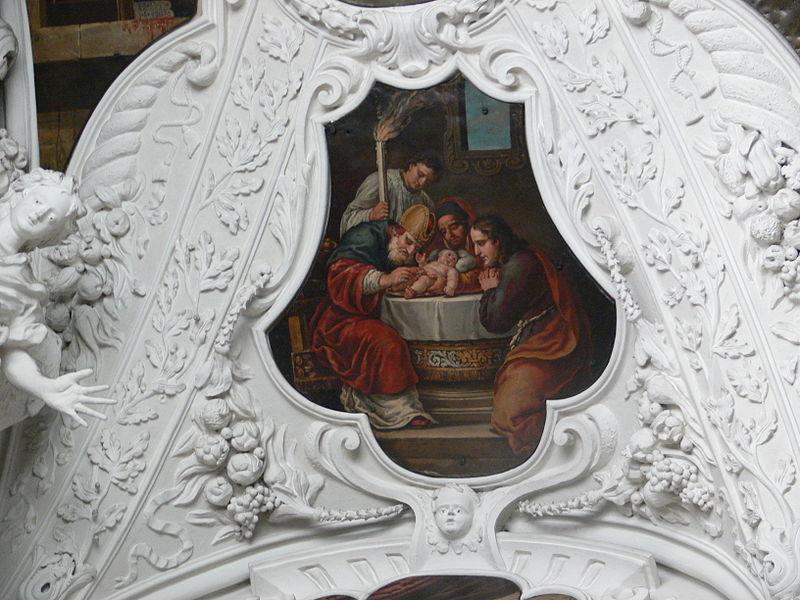 File:Salzburg Franziskanerkirche Josephskapelle Beschneidung.jpg