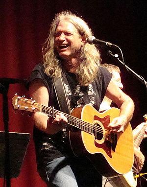Sam Baker (musician) - Image: Sam Baker Woody Fest 2009