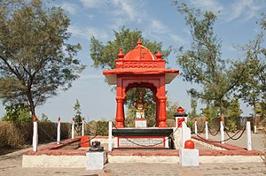 Tanaji Malusare - Image: Samadhi Of Tanaji Malusare
