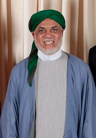 Ahmed Abdallah Mohamed Sambi - Image: Sambi