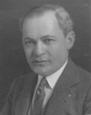 Samuel Dickstein (congressman) - Image: Samuel Dicksten