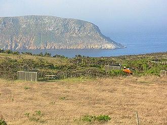 San Miguel Island - San Miguel Island Campground.