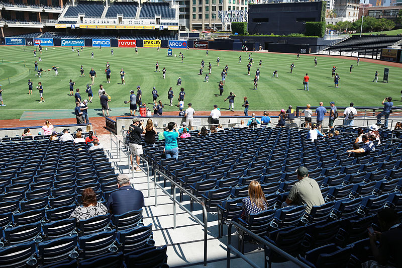 File:San Diego Padres host baseball clinic for military children 140624-M-PC317-003.jpg