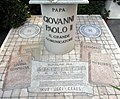 San Giuliano, monumento al Johano Paŭlo la 2-a, 1.jpeg