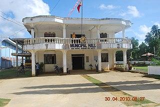 San Isidro, Surigao del Norte Municipality in Caraga, Philippines
