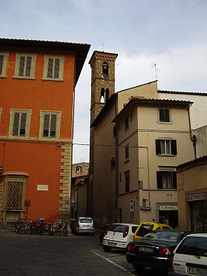 San Niccolò Oltrarno - Belltower