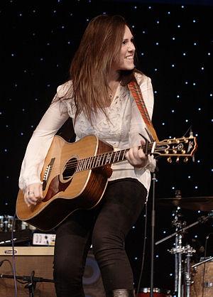 Sandi Thom - Thom performing live in 2011
