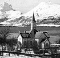 Sandnessjøen kirke - Kirche Sandnessjøen (cropped).jpg