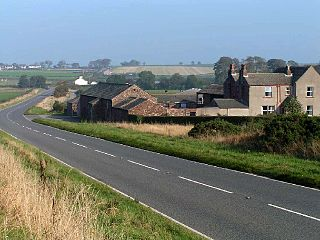 Bromfield, Cumbria Human settlement in England