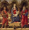 Sandro Botticelli - Madonna with Saints - Google Art Project.jpg