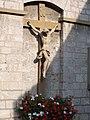 Sandsteinkreuz in Hauswand Gerbrunn.jpg
