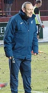 Sandy Clark Scottish footballer and coach