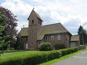 Jossgrund - Church of St. Jakobus und Johannes, Lettgenbrunn