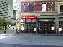 Santander bank wikipedia la enciclopedia libre for Buscador de oficinas santander