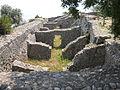 Santuario di Monte Sant'Angelo. Campo trincerato - Cisterne 2.JPG