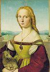Sanzio, Raffaelo - Dama con Liocorno - 1506.jpg
