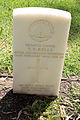 Sapper T K Kelly gravestone in the Wagga Wagga War Cemetery.jpg