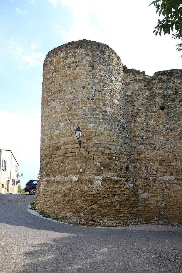 Monument historique à Sarrians