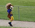 Saskatoon Hilltops Topper Mascot.JPG