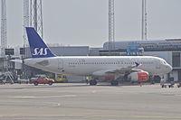 OY-KAN - A320 - SAS