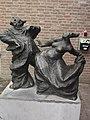 Schaijk (Landerd) beeld bij gemeenschapshuis De Phoenix.JPG