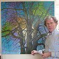 Schilderij van de boom van Anne Frank.JPG