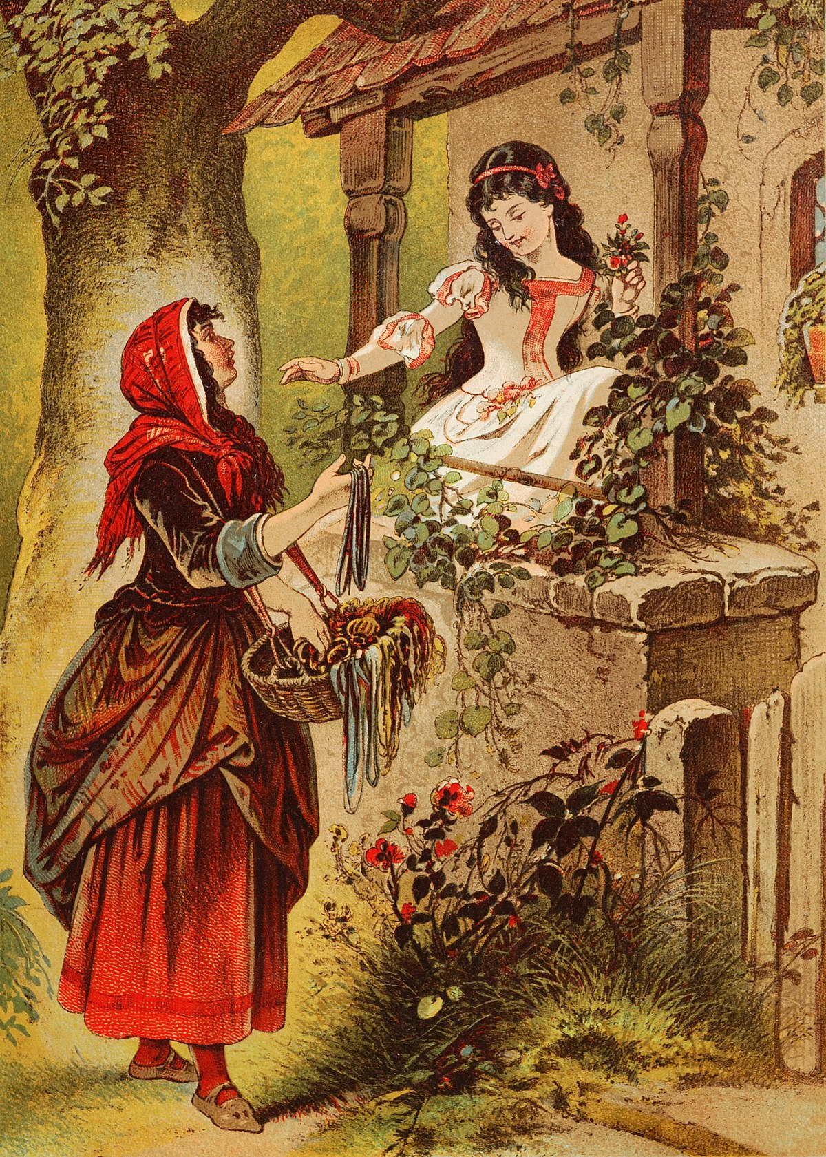 Blancanieves - Wikipedia, la enciclopedia libre