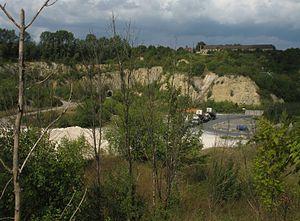 Schraplau - Limestone quarry