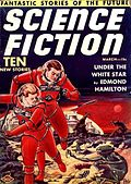Science Fiction, March 1939