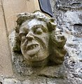 Sculptural detail on St John the Baptist's Church, Instow.jpg