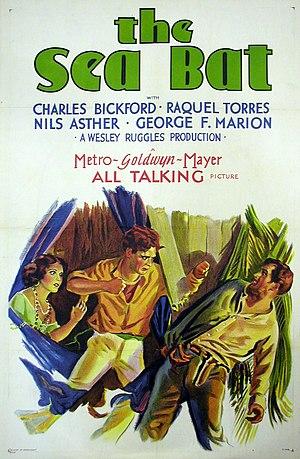 The Sea Bat - Film poster