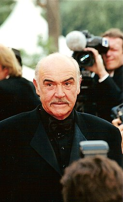 Connery in 1999 Sean Connery 1999.jpg