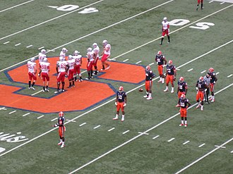 Stony Brook Seawolves football - Image: Seawolves Football 2