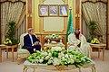 Secretary Kerry Sits with Crown Prince bin Salman (31724631685).jpg