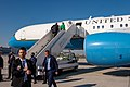 Secretary Pompeo Departs Prague (50220497378).jpg