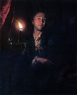 Self-portrait of Godfried Schalcken