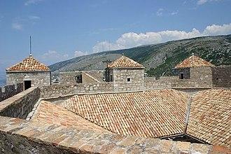 Nehaj Fortress - Image: Senj Nehajgrad 1