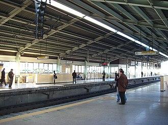 Jamsillaru station - Image: Seongnst 04