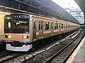Series 209-1000 Tota 82 in Shinjuku Station 02.jpg