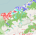 Settlements of Rize Province by ethnicity.png