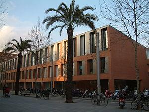 Open University of Catalonia - Image: Seu 22 uoc