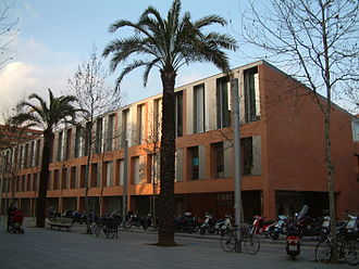 Open University of Catalonia - Image: Seu 22 uoc