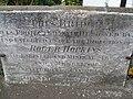 Shaldon Bridge - commemorative stone - geograph.org.uk - 627237.jpg