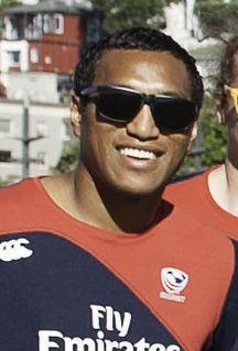 Shalom Suniula Rugby player