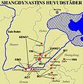 Shangdynastin huvudstäder.jpg