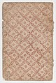 Sheet with overall pattern of flowers and circles Met DP886595.jpg